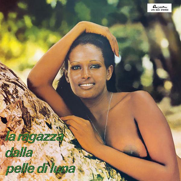 LA RAGAZZA DALLA PELLE DI LUNA (LP+CD)
