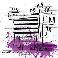 hugo antunes - chris corsano - jorge queijo - mario costa - nate wooley - Purple Patio