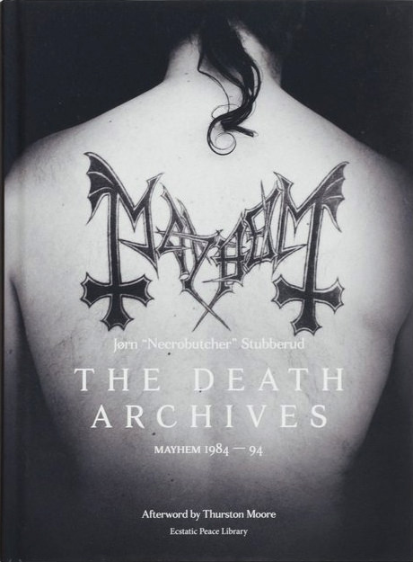 The Death Archives, Mayhem 1984-94