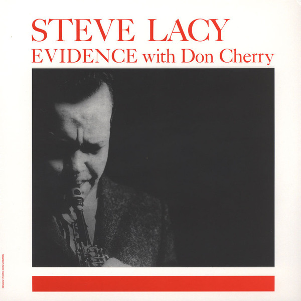 steve lacy - don cherry - Evidence (Lp)