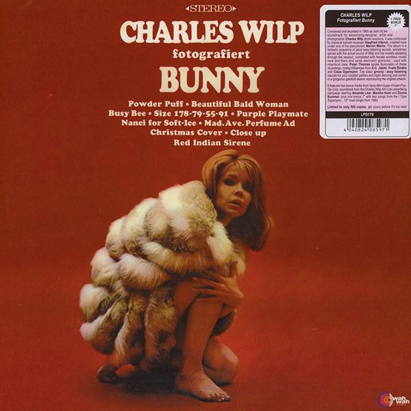 charles wilp - Fotografiert Bunny (Lp)