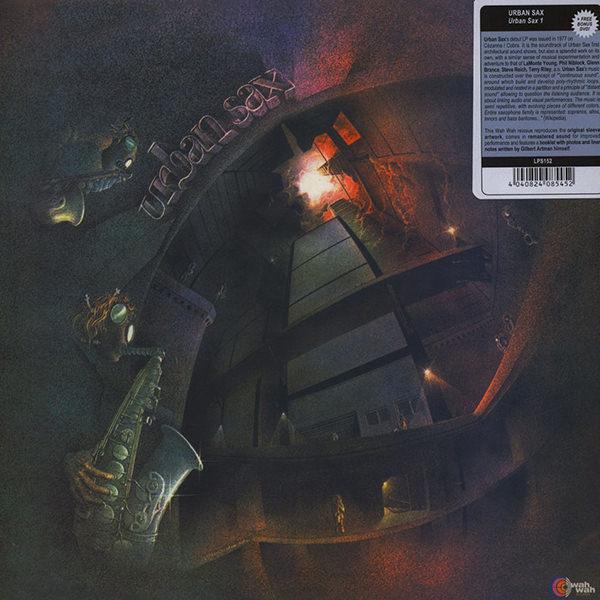 URBAN SAX 1 (LP)