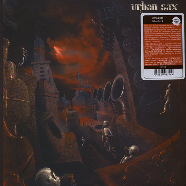 URBAN SAX 2 (LP)