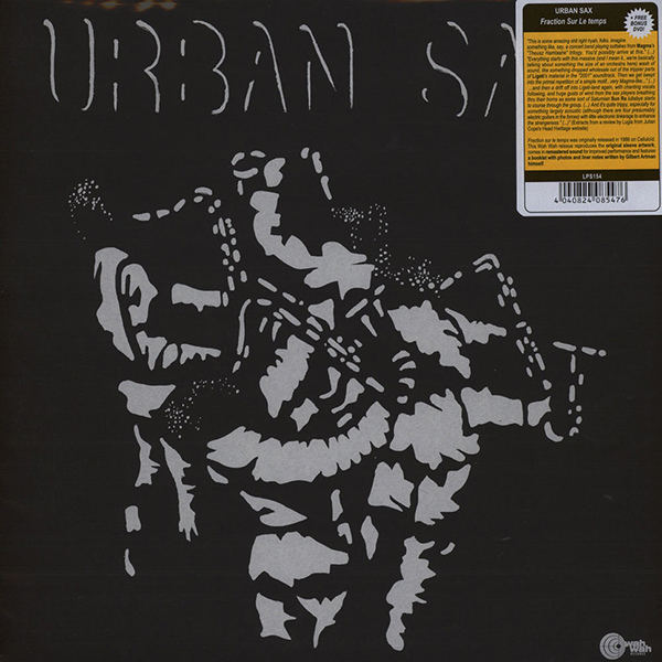 urban sax - Fraction Sur Le Temps (Lp)