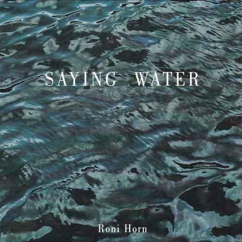 SAYING WATER