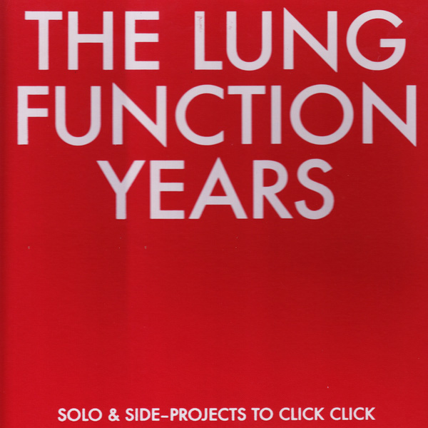 LUNG FUNCTION RECORDINGS 1982-1986