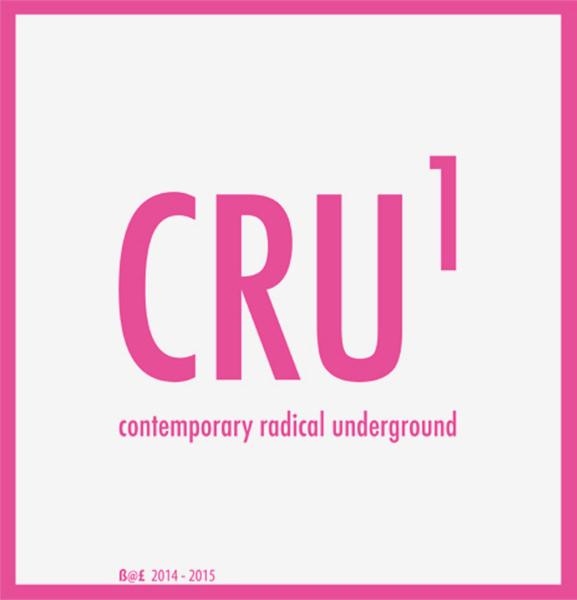 Cru 1  (Alvin Lucier, Phill Niblock, Bernard Heidsieck)