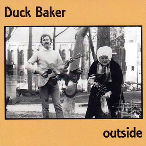 duck baker - Outside