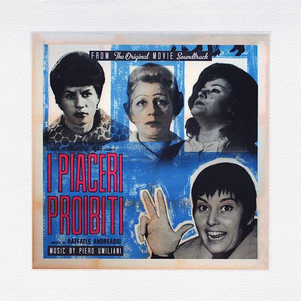 I PIACERI PROIBITI (LP)