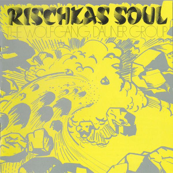 wolfgang dauner - Rischka's Soul (Lp)