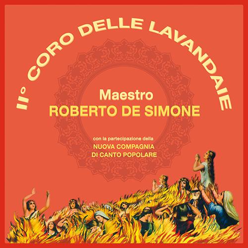 nuova compagnia di canto popolare - roberto de simone - II° Coro Delle Lavandaie (color LP)