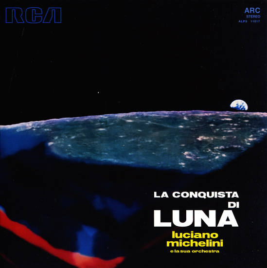 La Conquista Di Luna (LP with bonus CD)
