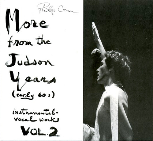 More from the Judson years Vol. 2