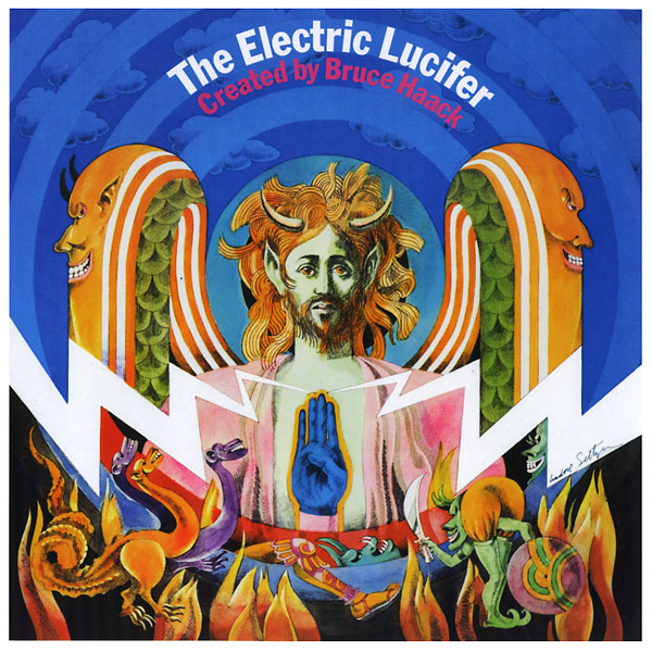 THE ELECTRIC LUCIFER (LP)