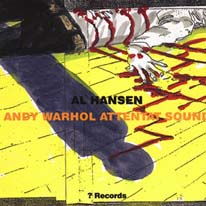 ANDY WARHOL ATTENTAT SOUND