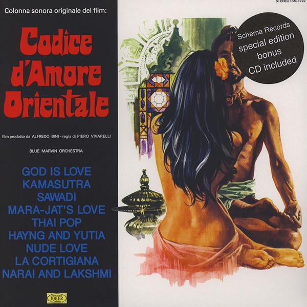 blue marvin orchestra - alberto baldan bembo  - Codice d'amore orientale