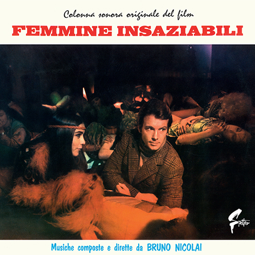 Femmine Insaziabili (Coloured Vinyl Edition)