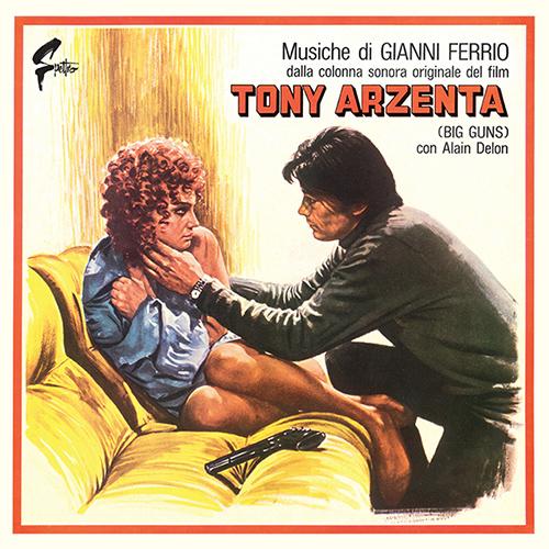 TONY ARZENTA (COLOURED VINYL EDITION)