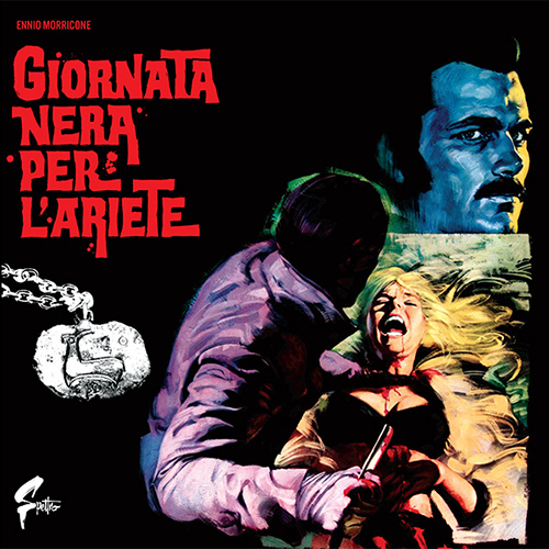 Giornata Nera Per L'Ariete (Coloured Vinyl Edition)