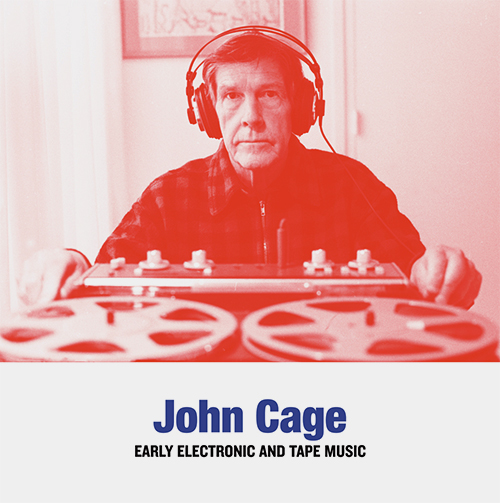 john cage - Early Electronic & Tape Music (Lp)