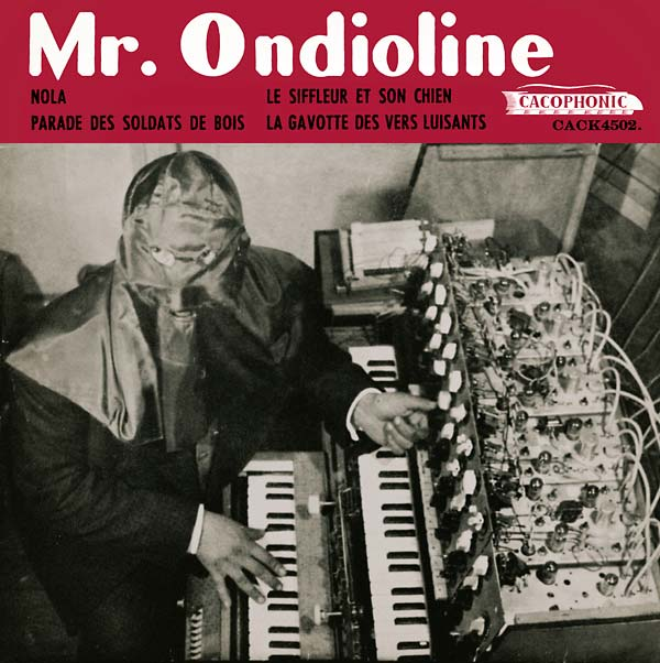 jean-jacques perrey -  mr. ondioline - Mr. Ondioline