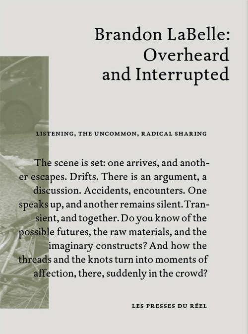 OVERHEARING AND INTERRUPTING (+ CD)
