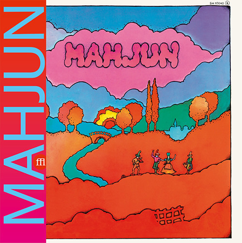 MAHJUN (1973) - ORANGE VINYL VERSION