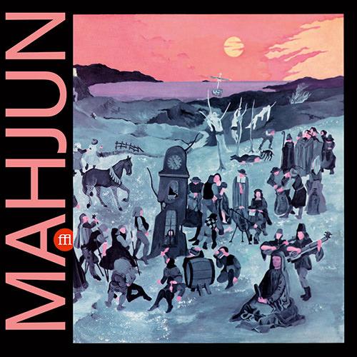 MAHJUN (1974) BLUE VINYL