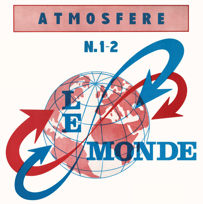 Atmosfere N.1/2 (Coloured Vinyl Edition)