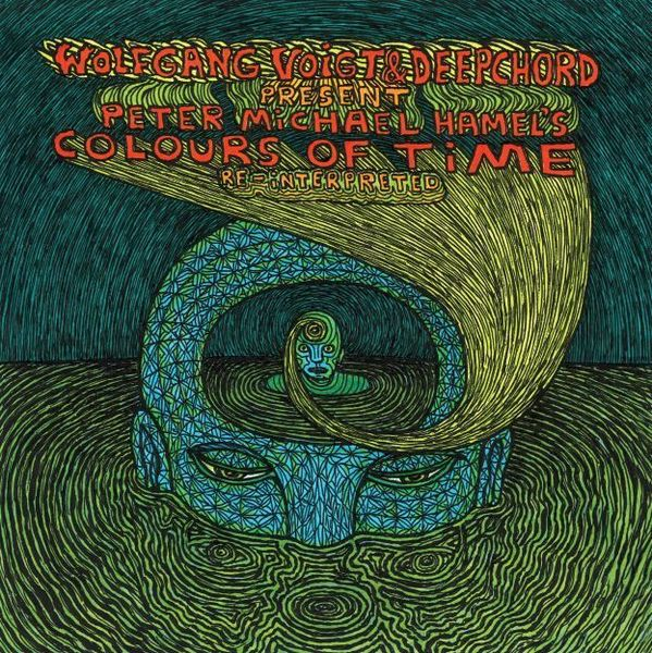 COLOURS OF TIME RE-INTERPRETED BY WOLFGANG VOIGT & DEEPCHORD