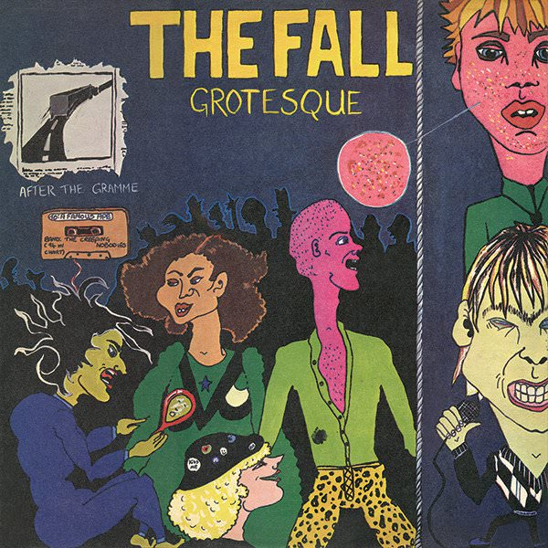 the fall - Grotesque (LP)