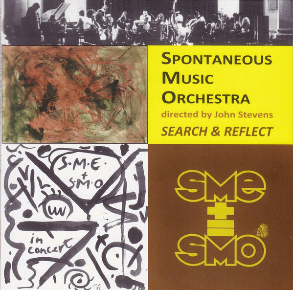 spontaneous music ensemble - Search & Reflect (1973-81)