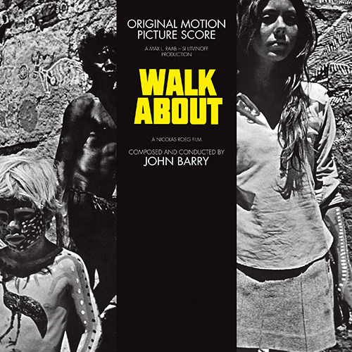 WALKABOUT (1971 OST) LP