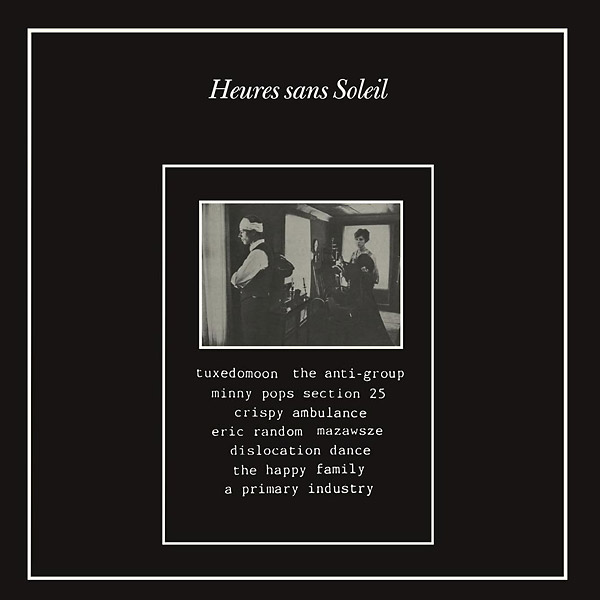 HEURES SANS SOLEIL (LP)