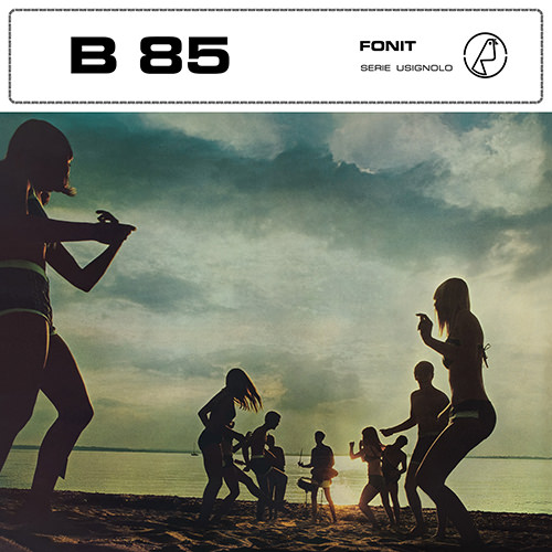 "B85 - BALLABILI ""ANNI '70"" (POP COUNTRY) (LP+CD)"
