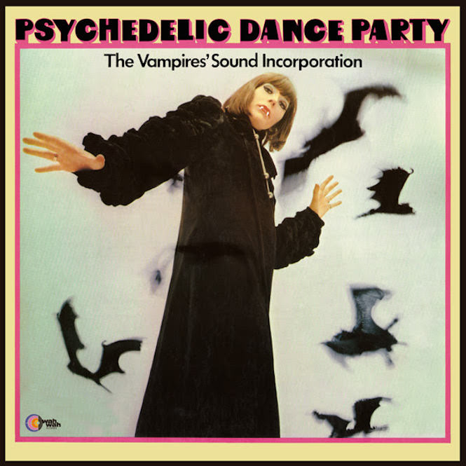 PSYCHEDELIC DANCE PARTY (LP)