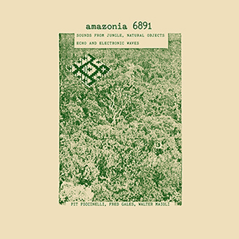 Sounds From Jungle, Natural Objects (2LP)