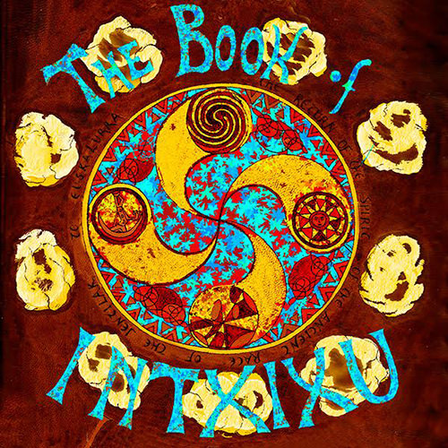 THE BOOK OF INTXIXU