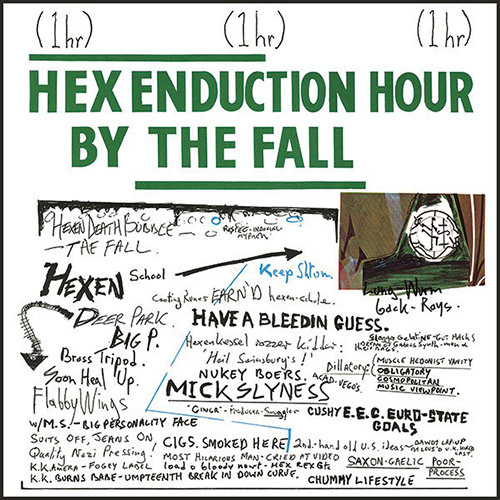 HEX ENDUCTION HOUR (LP)
