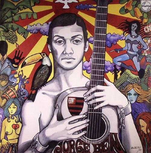 JORGE BEN 1969 (LP)