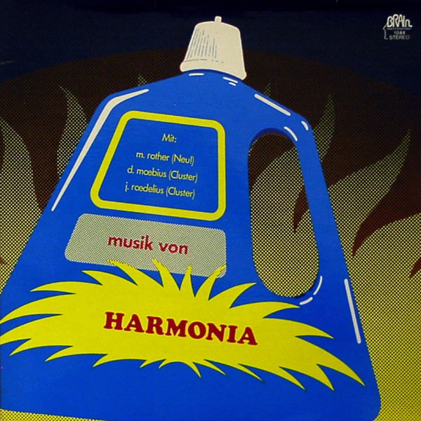 harmonia - Musik Von Harmonia (Lp)