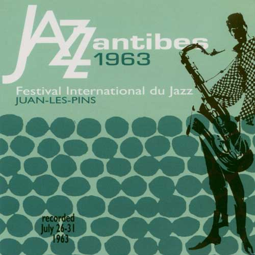 various - JAZZ antibes 1963