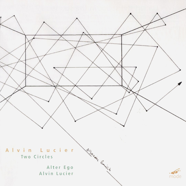 alvin lucier - alter ego - Two Circles