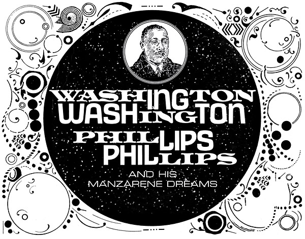 WASHINGTON PHILLIPS AND HIS MANZARENE DREAMS