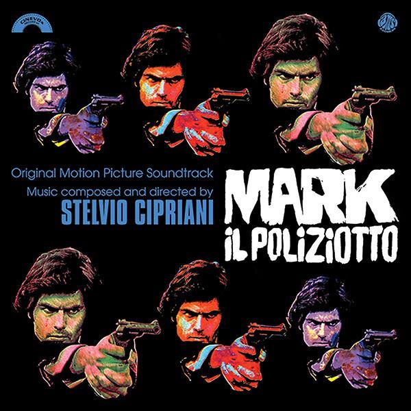 MARK IL POLIZIOTTO (LP)