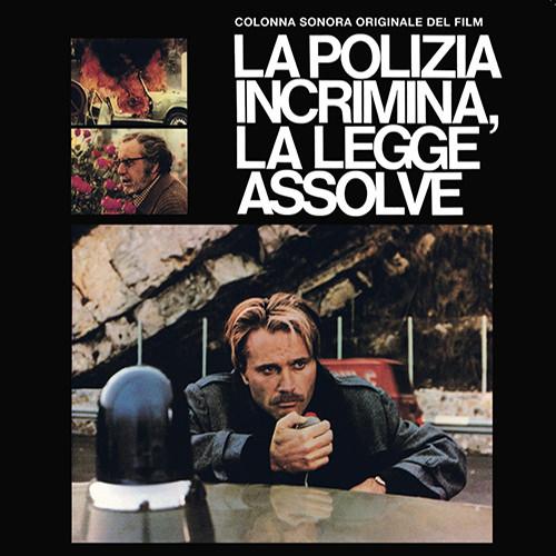 guido & maurizio de angelis - La polizia incrimina, la legge assolve (Lp)