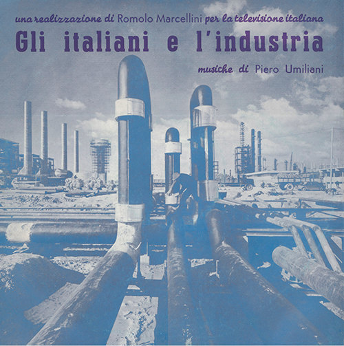 GLI ITALIANI E L'INDUSTRIA (LP)