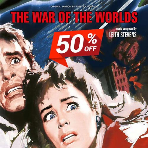 THE WAR OF THE WORLDS: ORIGINAL MOTION PICTURE SOUNDTRACK