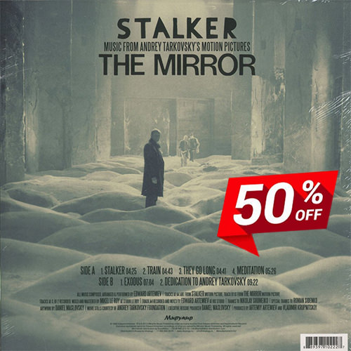 edward artemiev - Stalker / The Mirror