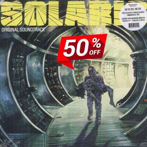 Solaris By Andrej Tarkovsky
